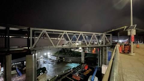 Snapshot of Airport Station - September 23, 2021