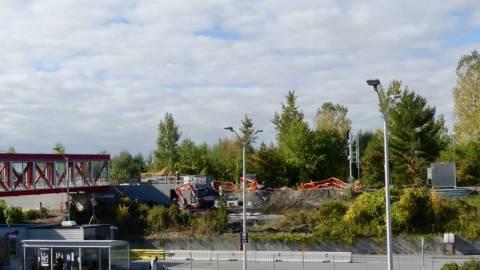 Snapshot of Greenboro Station - October 7, 2021