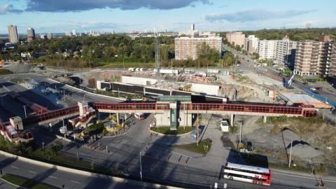 Snapshot of Lincoln Fields Station - September 30, 2021