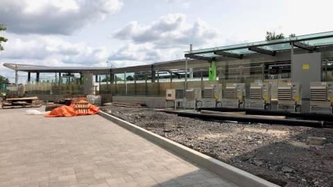 Snapshot of uOttawa Station - August 18, 2018
