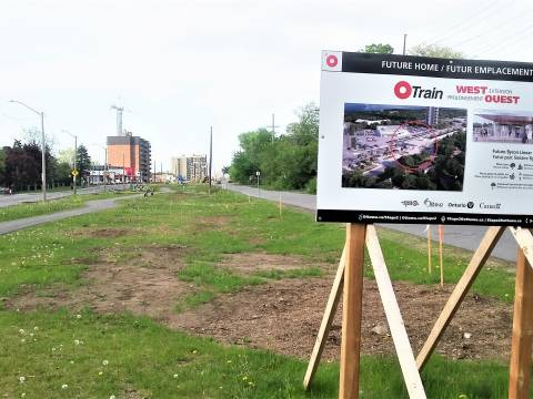 Snapshot of New Orchard Station - May 25, 2020