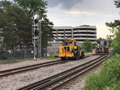 Snapshot of Carleton Station - June 22, 2020
