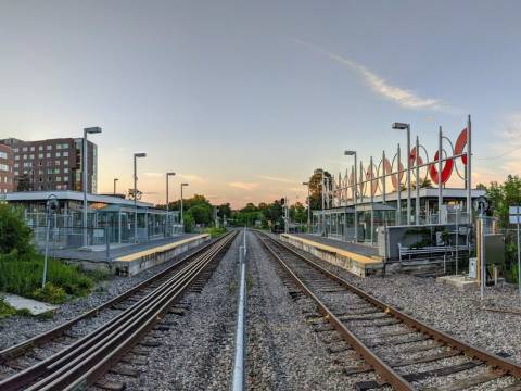 Snapshot of Carleton Station - July 24, 2020