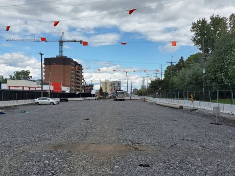 Snapshot of New Orchard Station - September 4, 2020