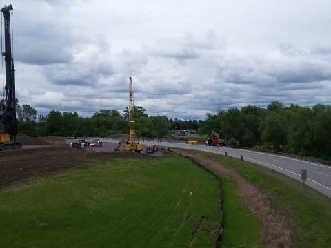 Snapshot of Lincoln Fields Station - May 31, 2020