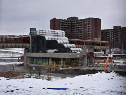 Snapshot of Lincoln Fields Station - December 9-10, 2020