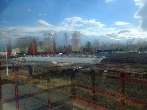 Snapshot of Greenboro Station - April 12, 2021
