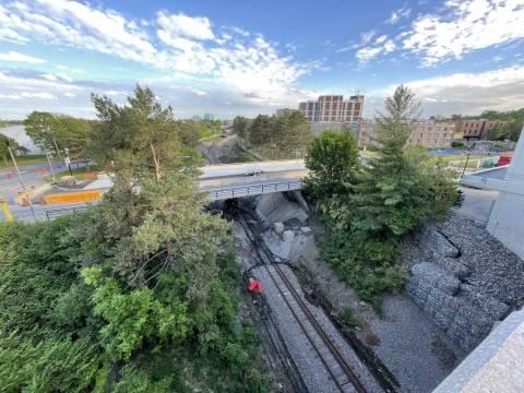 Snapshot of Carleton Station - May 26, 2021