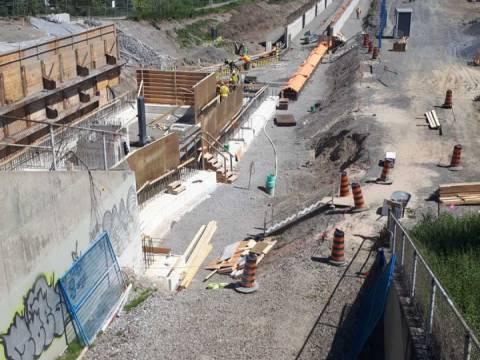 Snapshot of Walkley Station - May 29, 2021