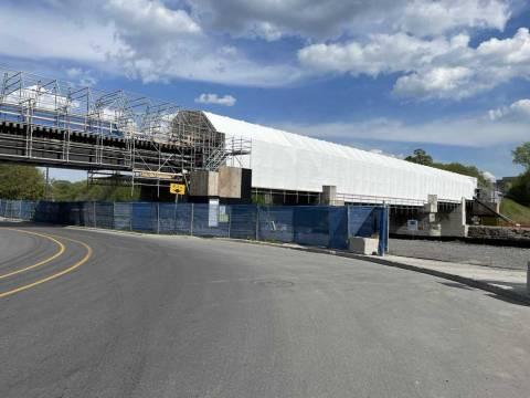 Snapshot of Carleton Station - May 17, 2021