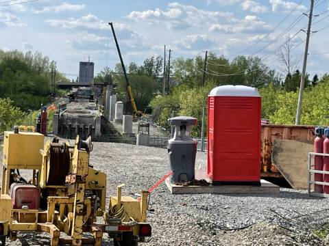 Snapshot of the Ellwood Junction - May 17, 2021