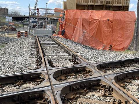 Snapshot of the Ellwood Junction - May 28, 2021