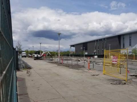 Snapshot of Algonquin Station - June 19, 2021